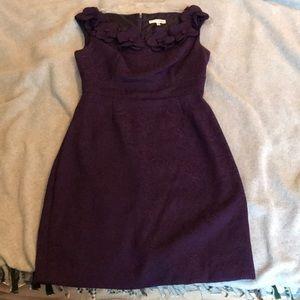 Beautiful purple dress! Size 6.